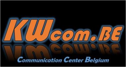 Logo KWcom.BE versie 3